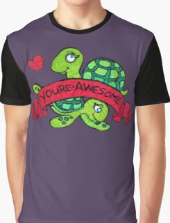 You're Awesome! Graphic T-Shirt