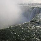 Niagara Falls Canada by Brendan Buckley