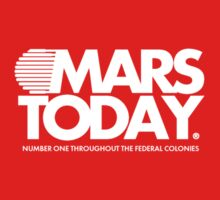 Mars Today (Total Recall) by TGIGreeny