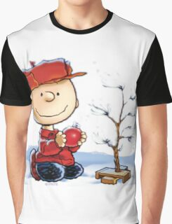 snoopy christmas Graphic T-Shirt
