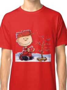snoopy christmas Classic T-Shirt