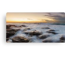 Little Bay Rising II Canvas Print