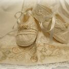 Vintage Christening by Maria  Moro