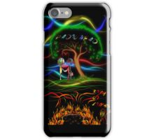 Radiohead King of Limbs iPhone Case/Skin