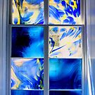 The Blue Window by Don Rankin