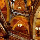The Stairways by Don Rankin