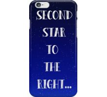 Peter Pan Neverland Inspired Once Upon a Time. iPhone Case/Skin