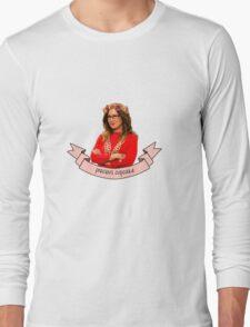 Captain Sharon Raydor, Precious Cupcake Long Sleeve T-Shirt