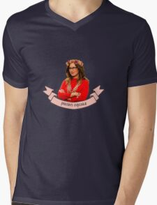 Captain Sharon Raydor, Precious Cupcake Mens V-Neck T-Shirt
