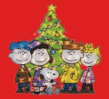 snoopy christmas by genio