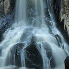 South Clear Creek Falls by Bill Hendricks
