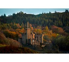 Dunvegan Castle Isle of Skye Photographic Print
