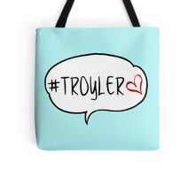 #TROYLER Tote Bag