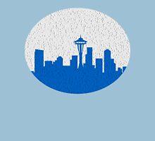 Seattle - (rainy) Unisex T-Shirt