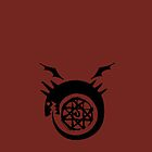 Bloodseal In The Ouroboros! by TheWinterCold