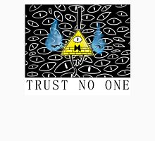 TRUST NO ONE #2 Unisex T-Shirt