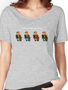 Video Game Cello Women's Relaxed Fit T-Shirt