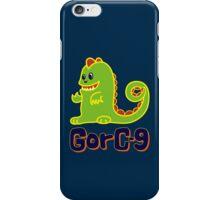GorC-9 iPhone Case/Skin