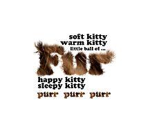 Soft Kitty by Hendriix