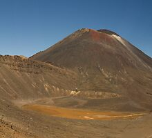 Tongariro Alpine Crossing by PePhotography
