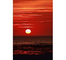 Sunset at the Churn II Photographic Print