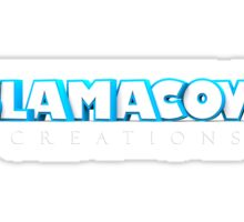 Slamacow Logo Shirt Sticker