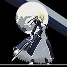 Fate Stay Night iPhone Cover by TheWinterCold