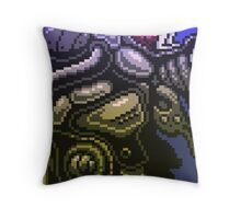 TERRA BRANFORD Throw Pillow