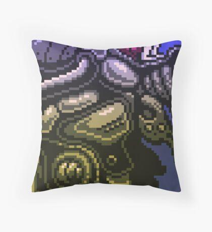 TERRA BRANFORD Throw Pillow