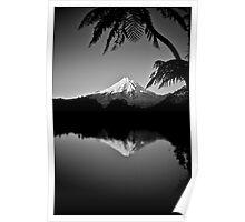 Mt. Taranaki Poster