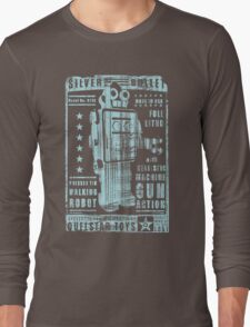RetroBot Long Sleeve T-Shirt