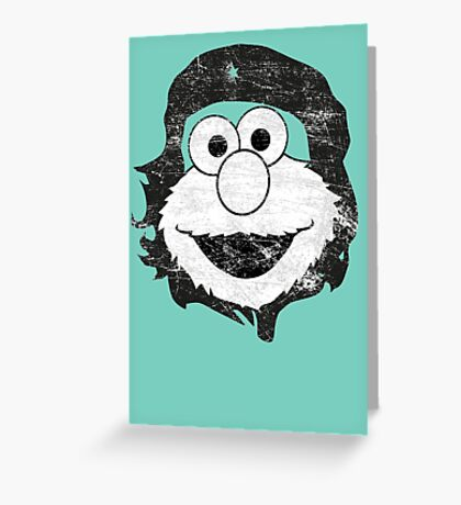 Che Street Greeting Card
