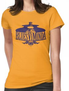 BluesViMinda Womens Fitted T-Shirt