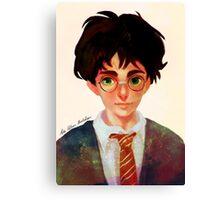 Harry Canvas Print