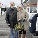 Ann and Richard by Richard  Tuvey