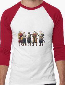 Avatar Old Friends Men's Baseball ¾ T-Shirt