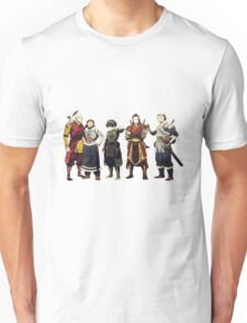 Avatar Old Friends Unisex T-Shirt