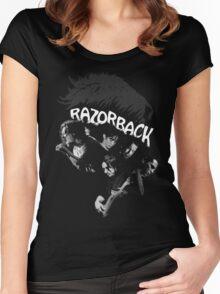 Razorback Women's Fitted Scoop T-Shirt