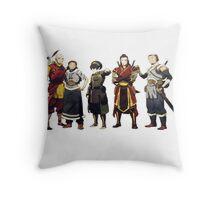 Avatar Old Friends Throw Pillow
