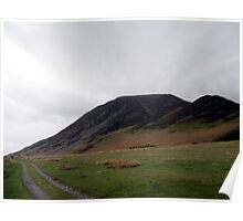 The Lake District Poster