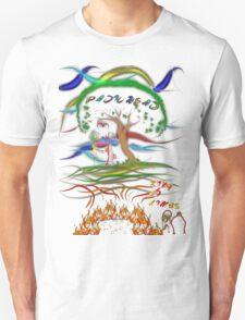 Radiohead King of Limbs Unisex T-Shirt