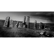 Cairnholy, Scotland. Photographic Print