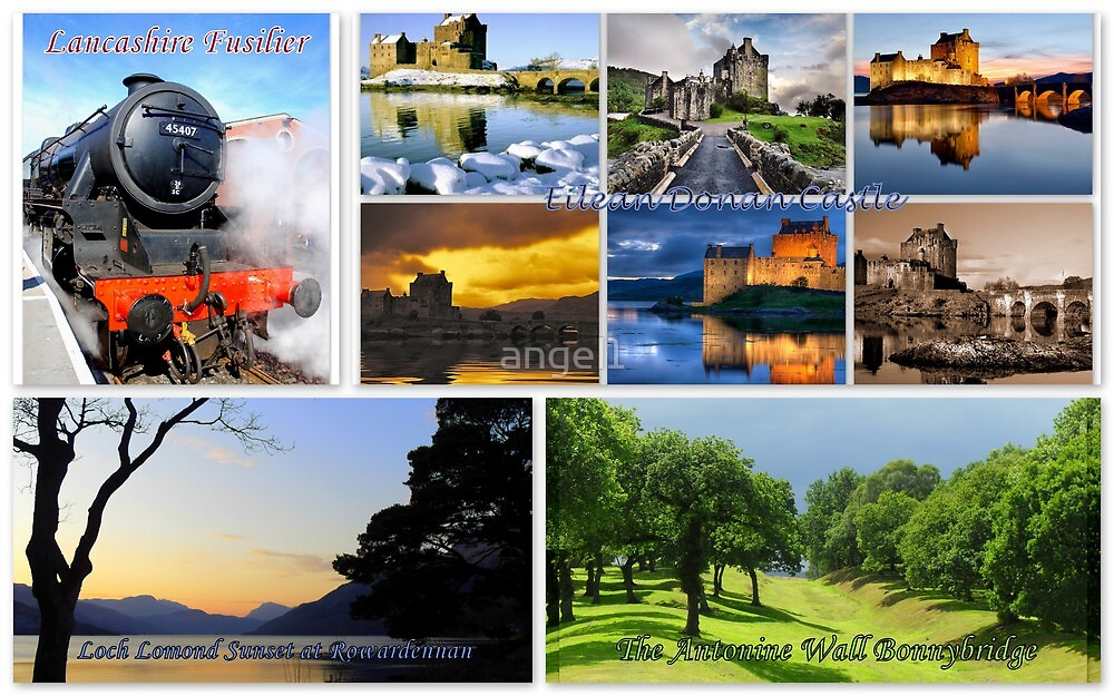 Best of Scotland 1 by ©The Creative  Minds