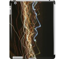 Heartbeat of the city iPad Case/Skin