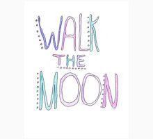 walk the moon handwritten logo Unisex T-Shirt