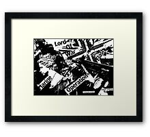 Lord of War Framed Print
