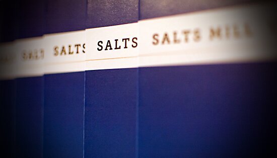 Salts Mill by Paul  Reece