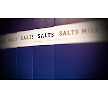 Salts Mill Photographic Print