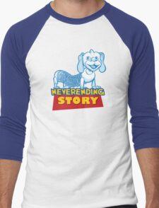 Story never ends! Men's Baseball ¾ T-Shirt