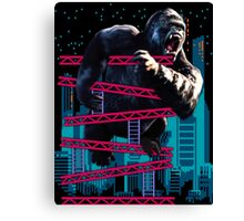 King of the Kongs Canvas Print